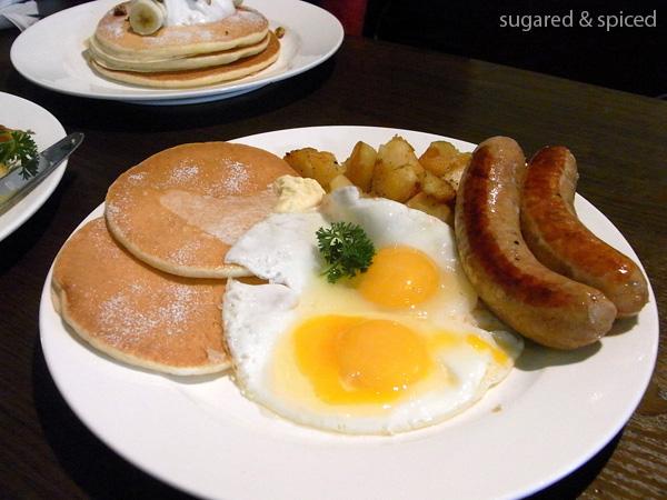 Pancake Restaurant Near Me