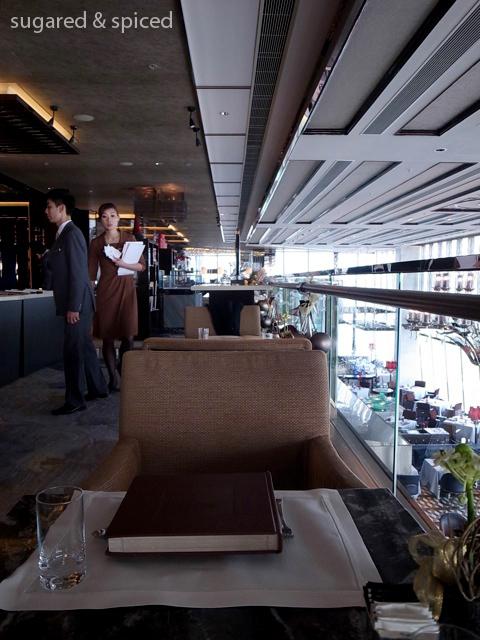 Hong Kong Cafe 103 at The RitzCarlton  Sugared  Spiced