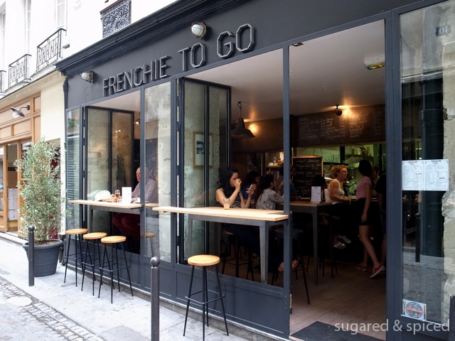 [Paris] Frenchie To Go