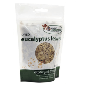 HOJAS DE EUCALIPTO PARA PETAUROS DEL AZUCAR EUCALYPTUS LEAVES FOR SUGAR GLIDERS DIET COMPLEMENT FOR SUGGIES DIETA