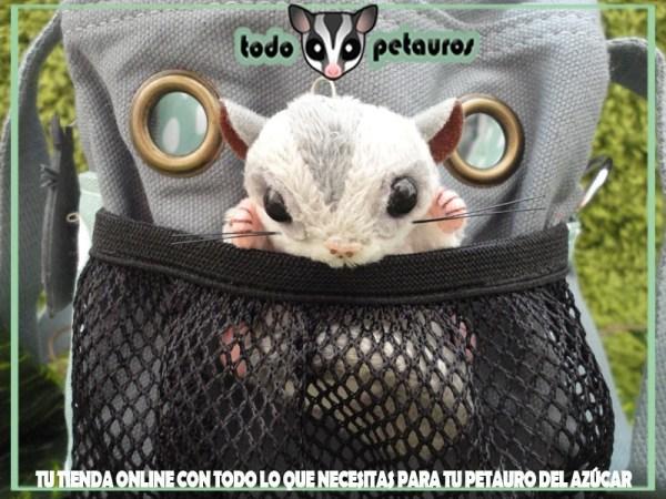 TRANSPORTIN PETAURO VIP