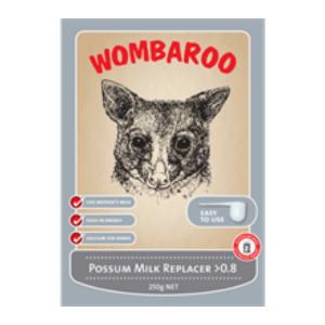 WOMBAROO PASSWELL LECHE REEMPLAZO PARA PETAUROS DEL AZUCAR SUGAR GLIDER MILK REPLACEMENT