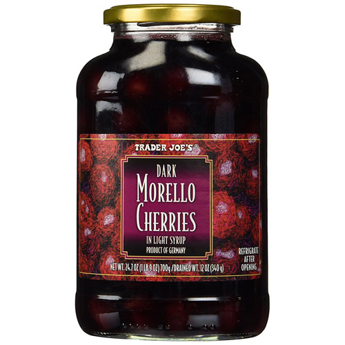 Morello Cherries  SugarHero