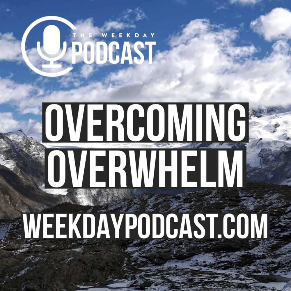 Overcoming Overwhelm Image
