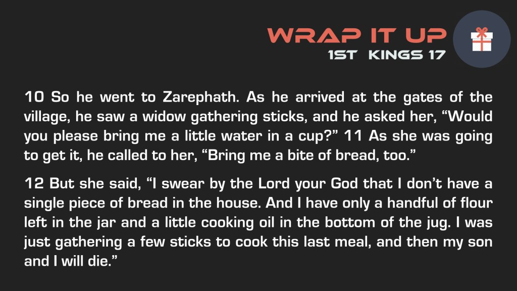 Wrap it Up Week 2.002