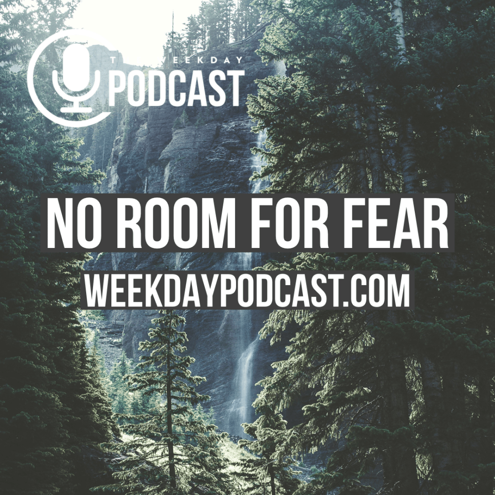 No Room for Fear Image