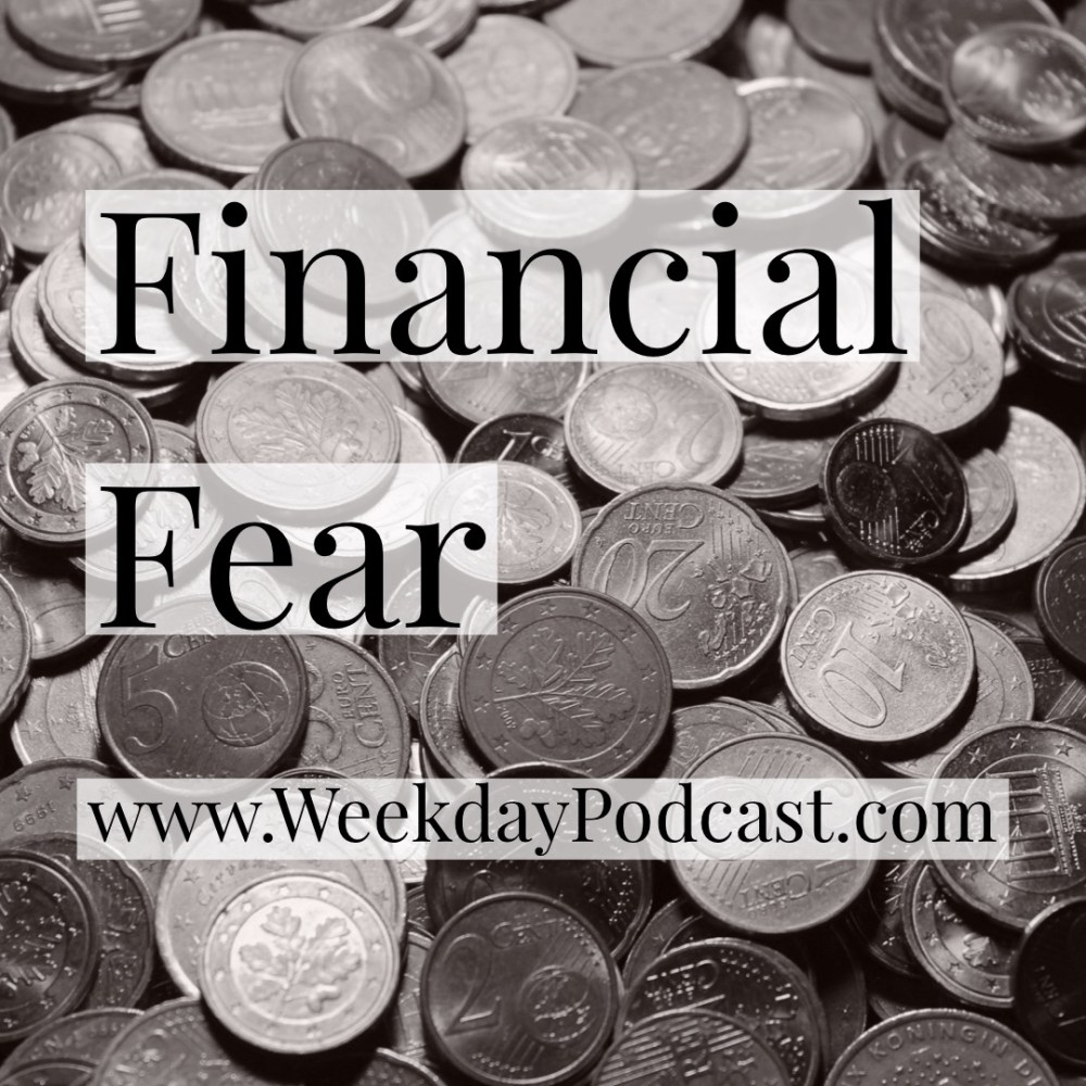 Financial Fear Image