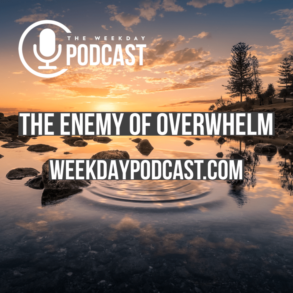 The Enemy of Overwhelm Image