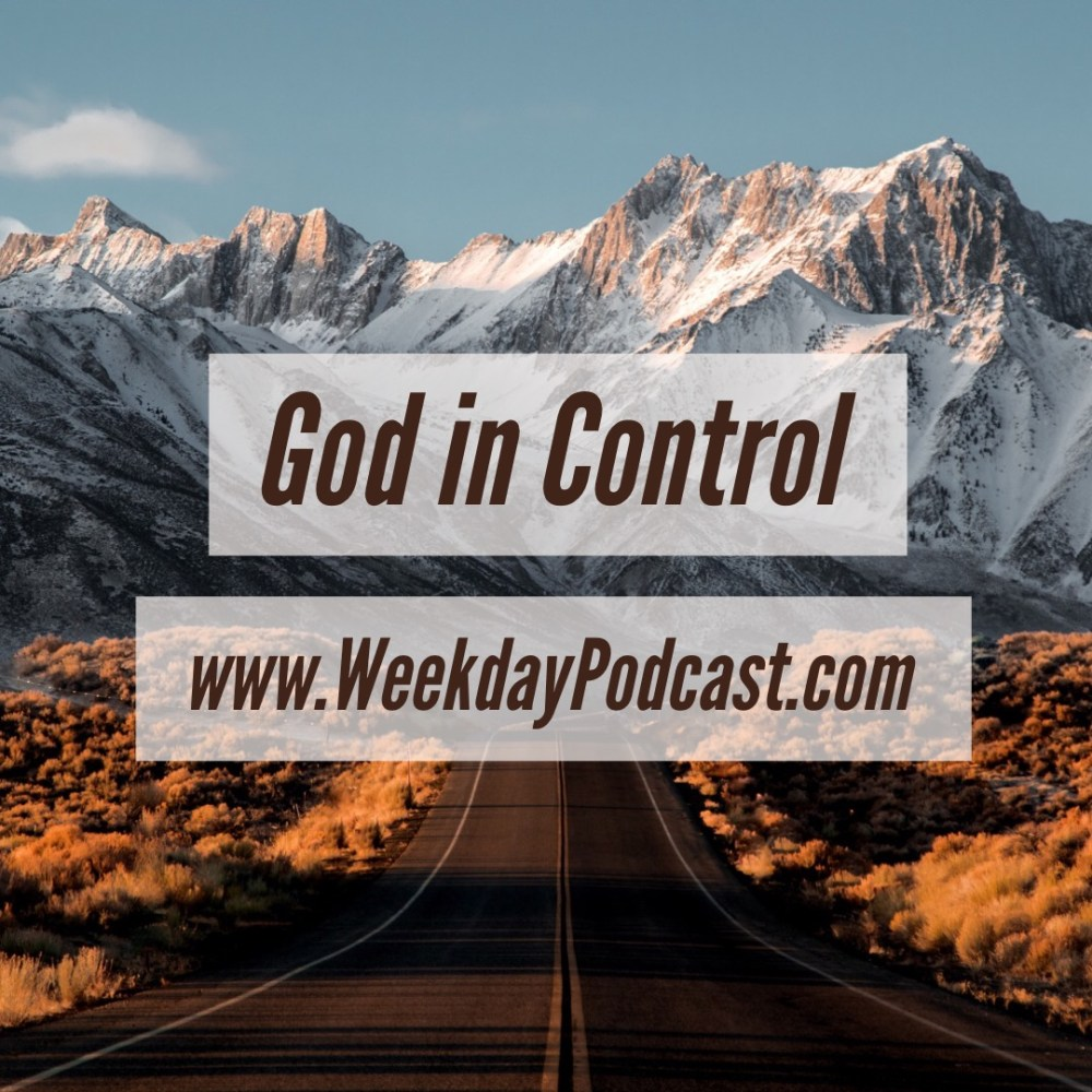 God in Control Image