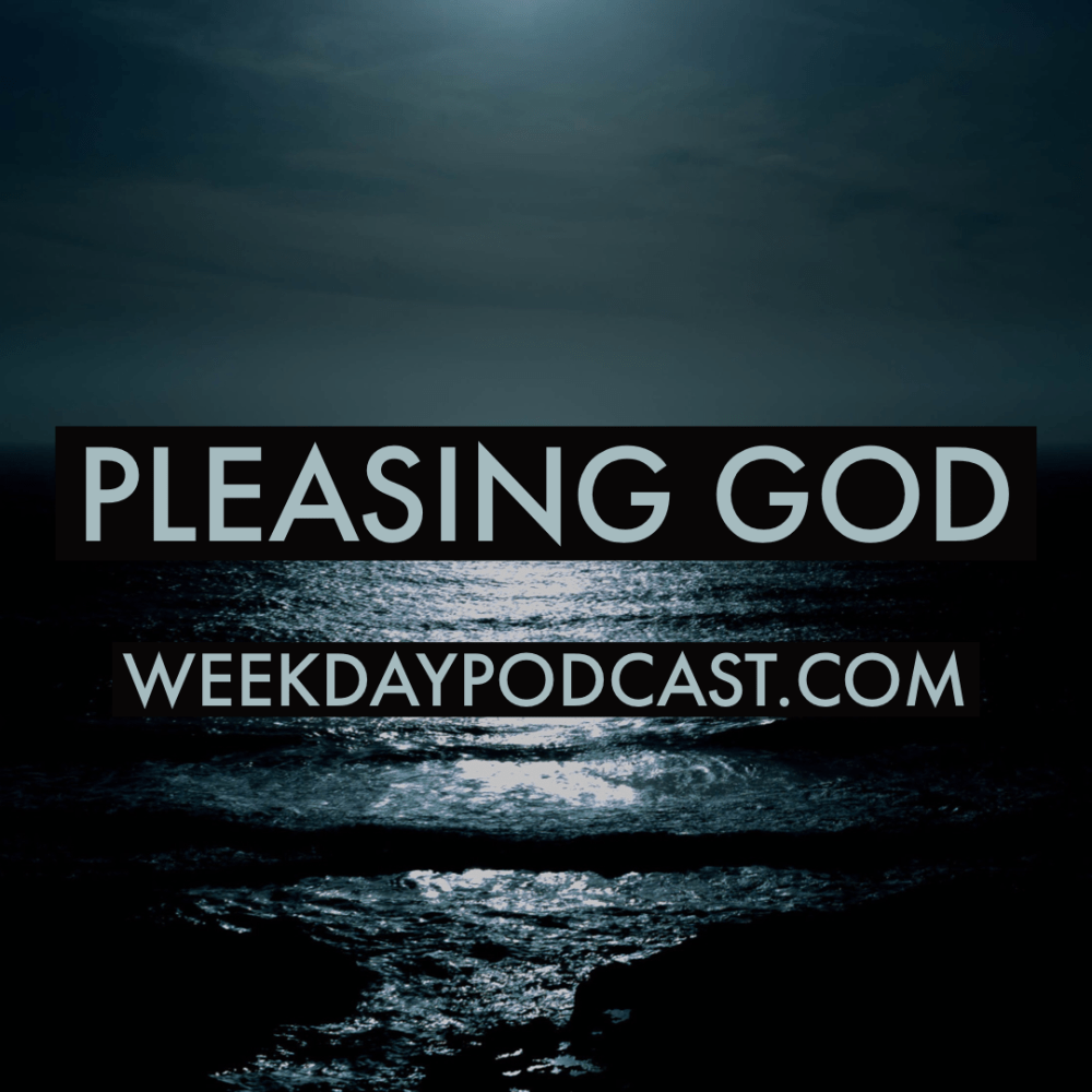 Pleasing God Image