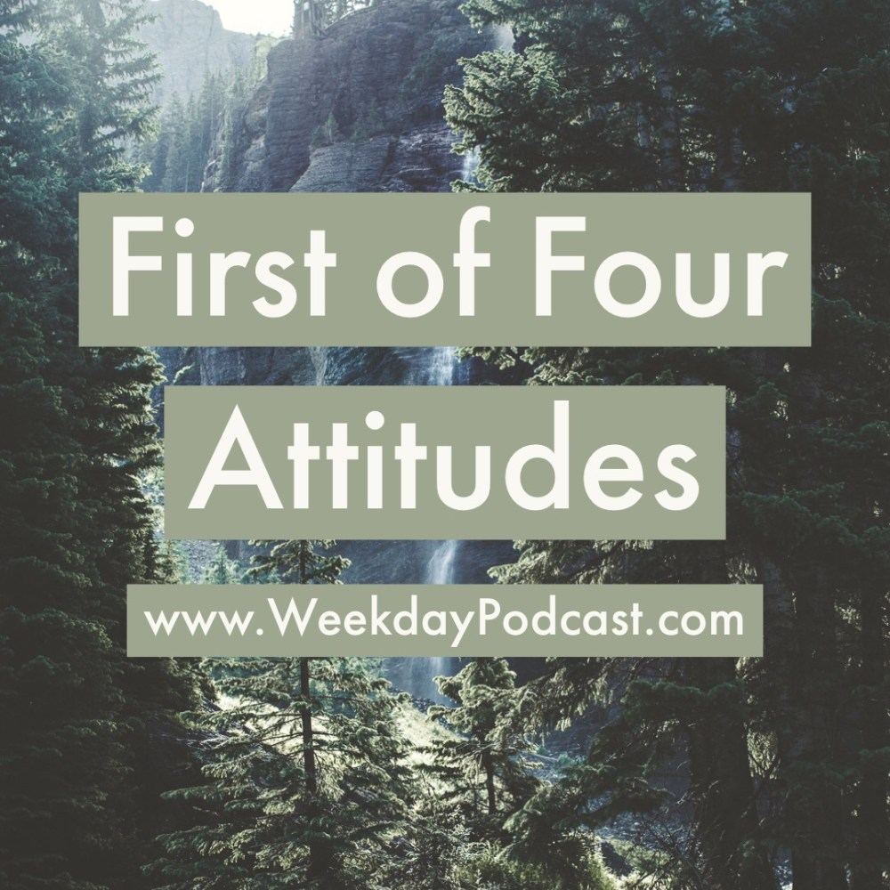 First of Four Attitudes Image
