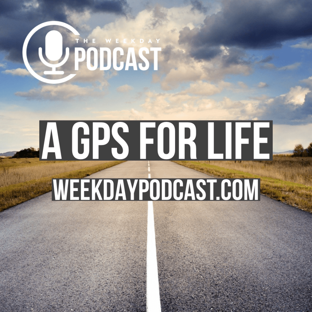A GPS For Life Image