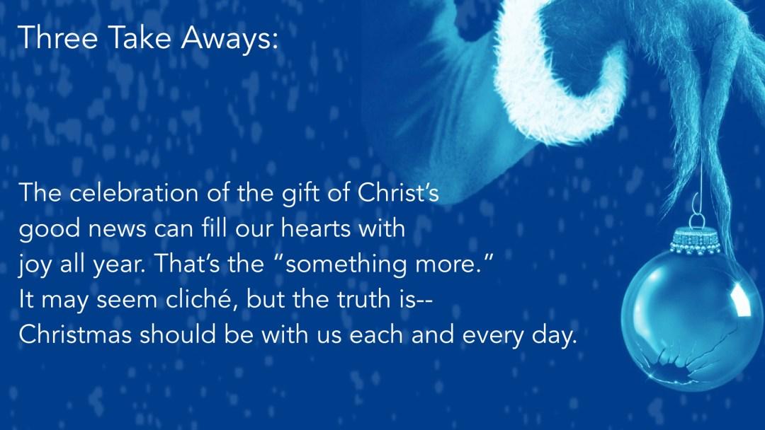 Message Slides/Notes [December 11, 2016]