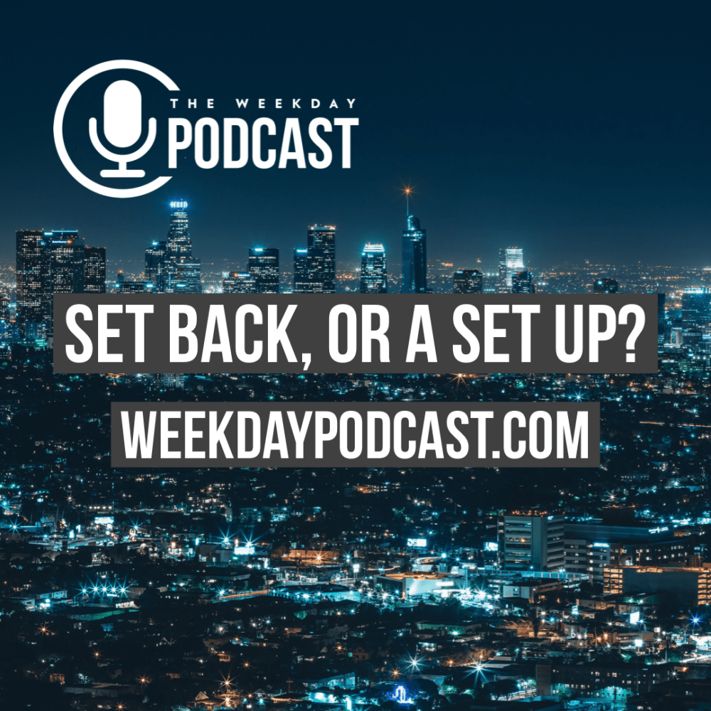Set Back, Or a Set Up? Image