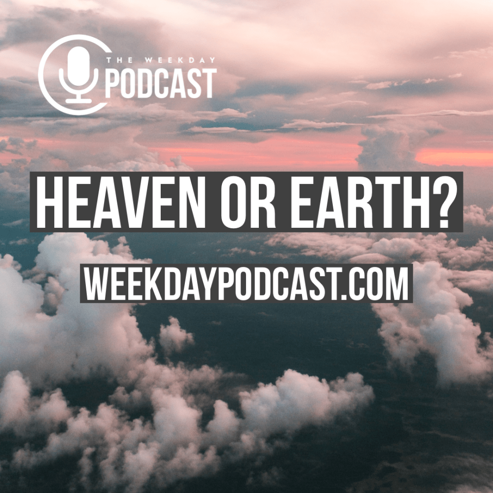 Heaven or Earth? Image