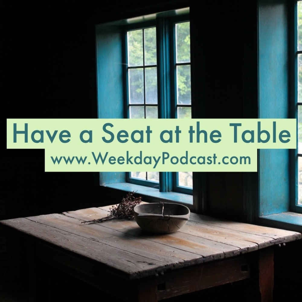Have a Seat at the Table Image