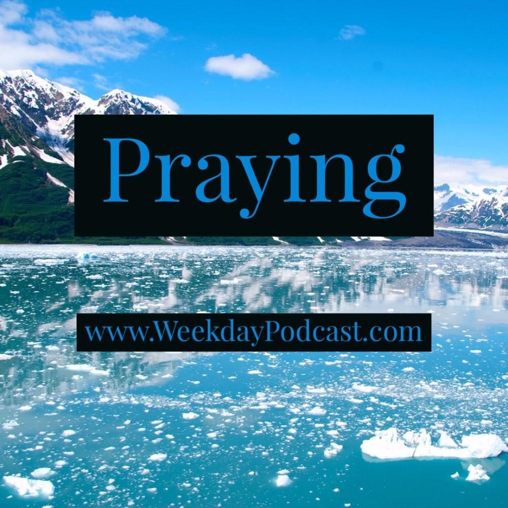 Praying Image