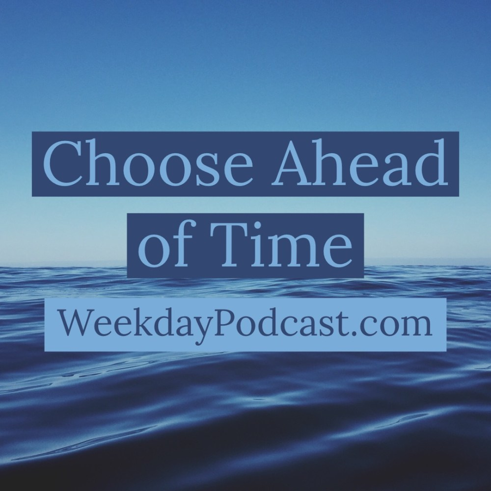 Choose Ahead of Time Image