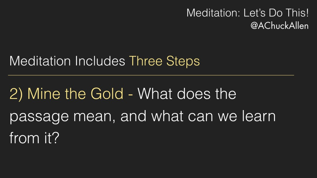 Meditation Let's Do This.007