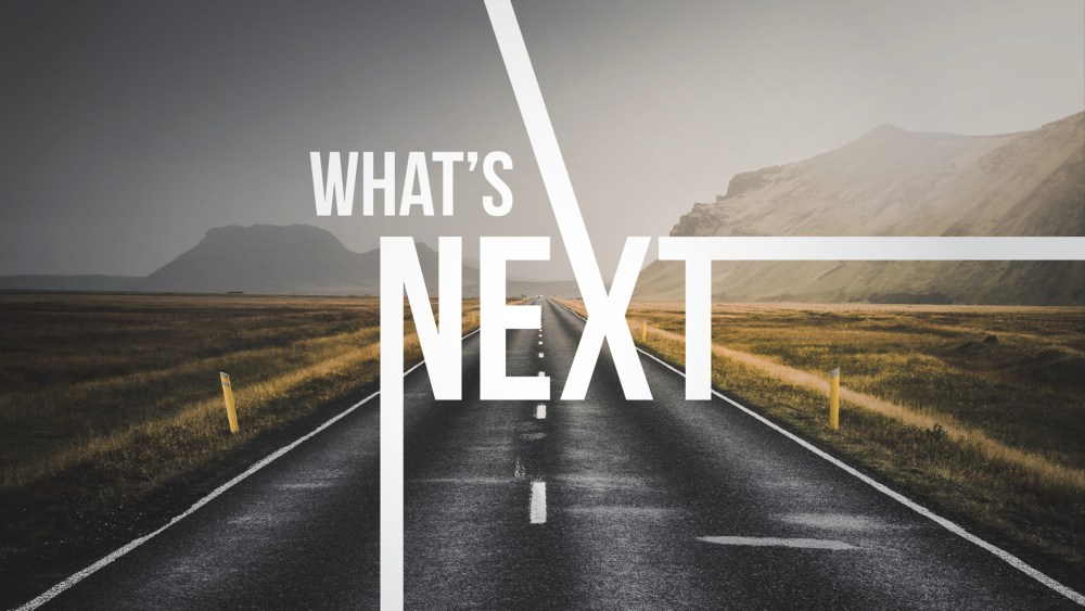 What's Next: Week 2 Image