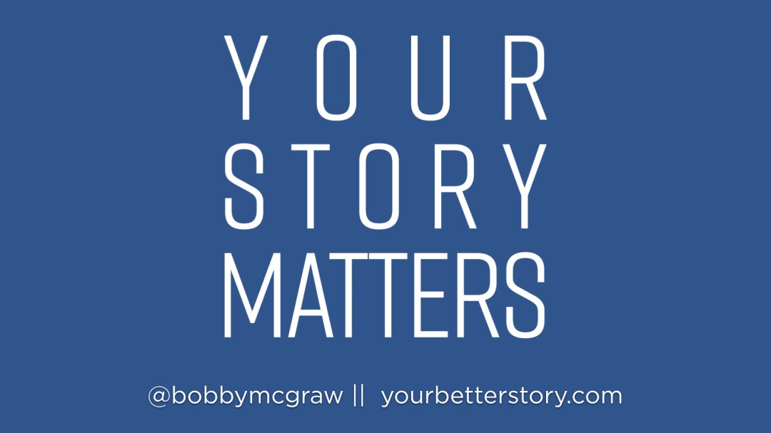 Your Story Matters Image