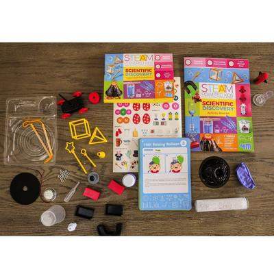 Kitchen Science Kit For Kids Educational Toys Project Experiment Learning Game