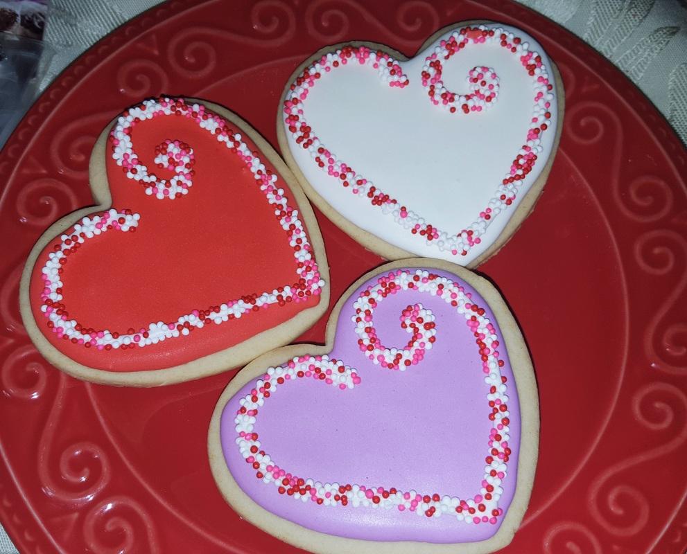 Iced Sugar Cookies  Cookie Favors  SugarKiss Bakeshop