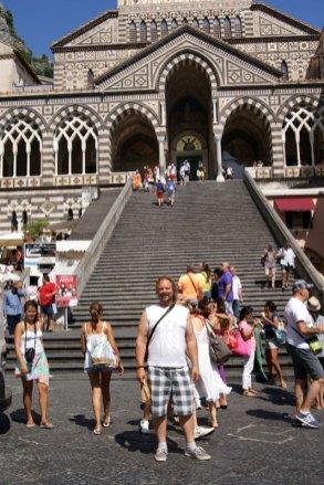 Amalfi, the Duomo