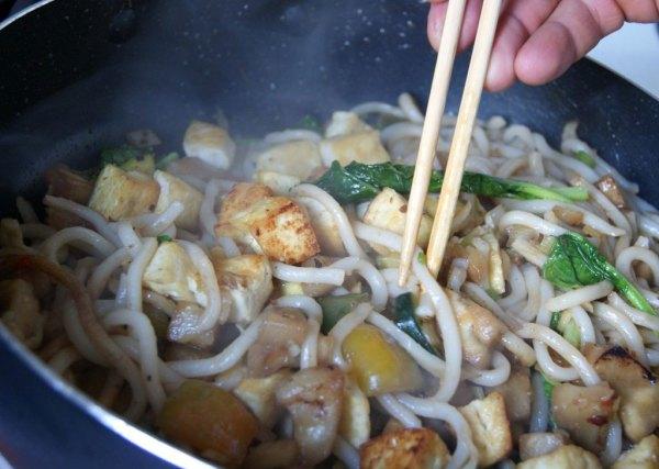 crispy tofu stir-fry -2
