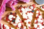 BBQ Pizza Margherita