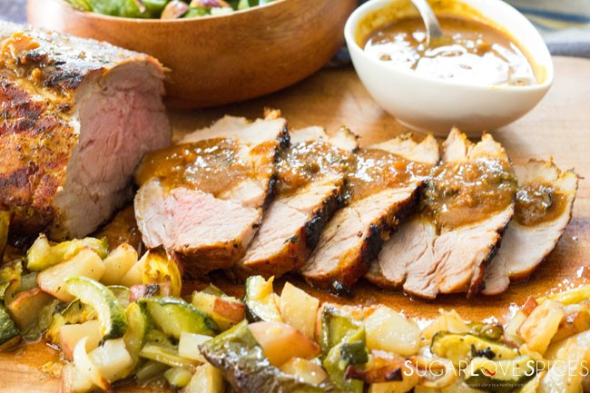 pressure cooker pork tenderloin
