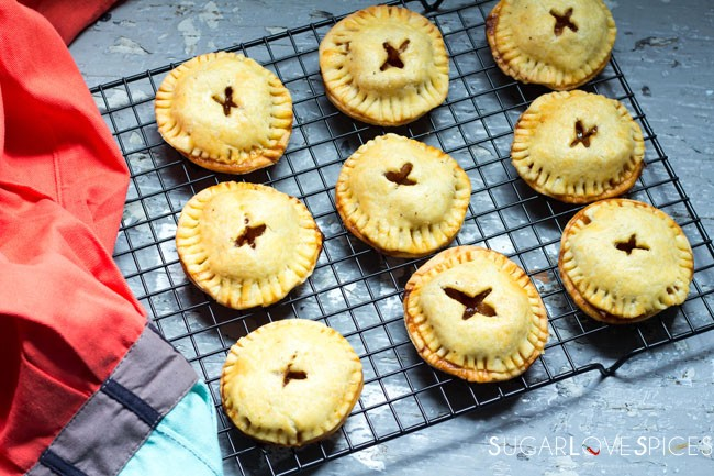 Spiced Apple Hand Pies