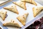 Apple Pear Turnovers