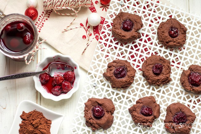 Chocolate Whipped Shortbread