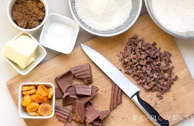 Cast-Iron Pan Chocolate Coconut Bars