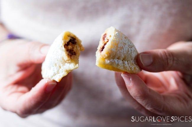 Carnival Italian Sweet Ricotta Ravioli