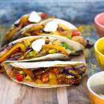 Crispy Haddock Double Shelled Tacos