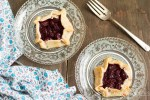 Sour Cherry Mini Galettes