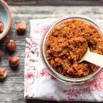 Sundried Tomato Hazelnut Pesto