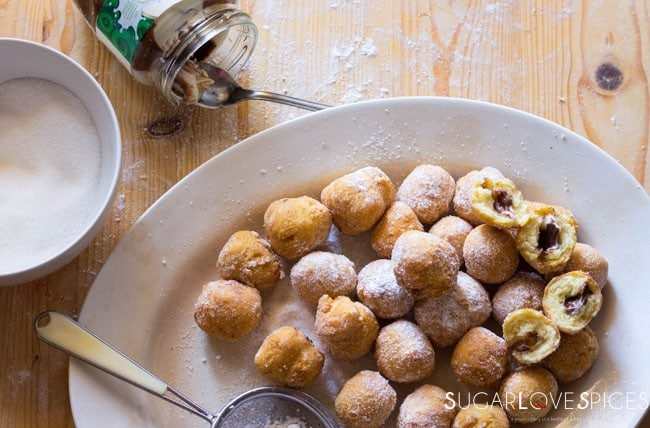 Castagnole (Italian Carnival Fritters)-feature