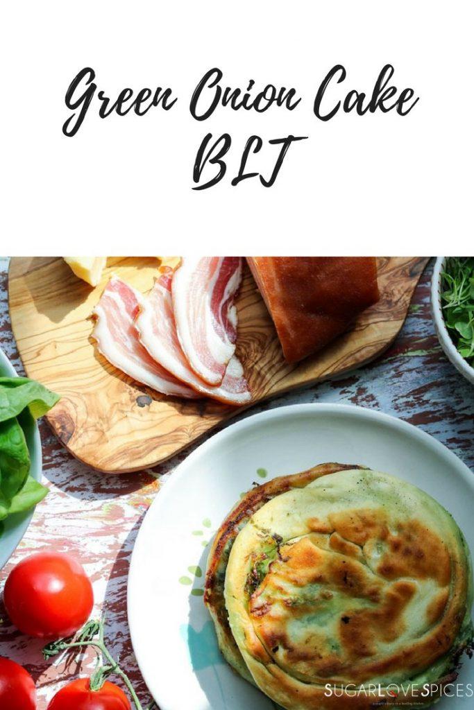 Green Onion Cake BLT