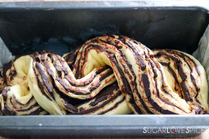 Best ever chocolate babka