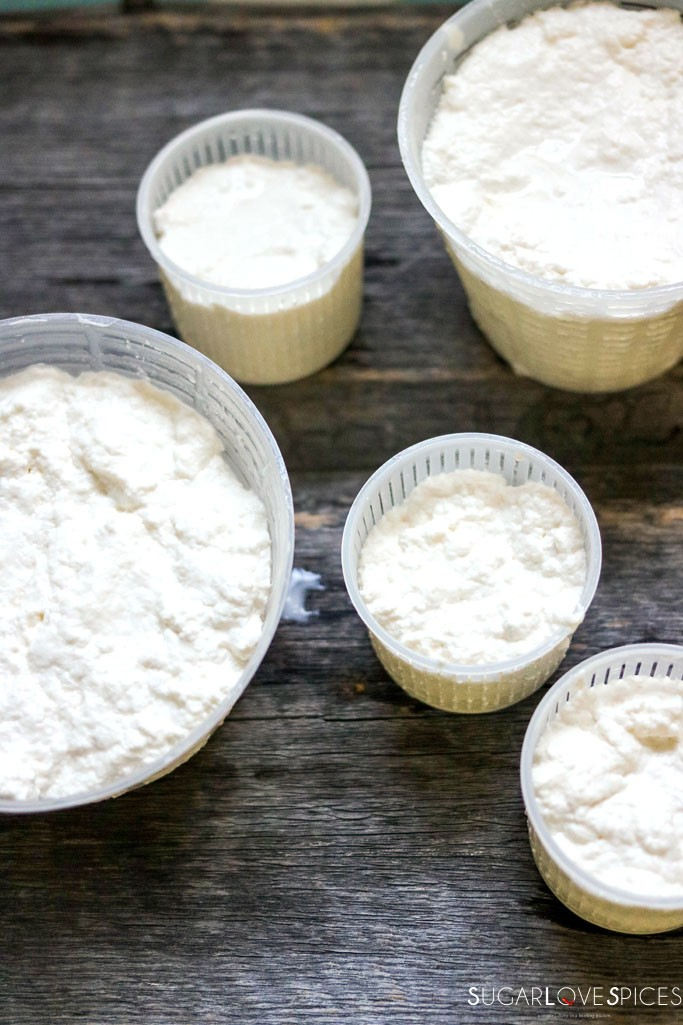 How to make homemade Ricotta