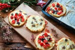 Holiday Mini Potato Pizza