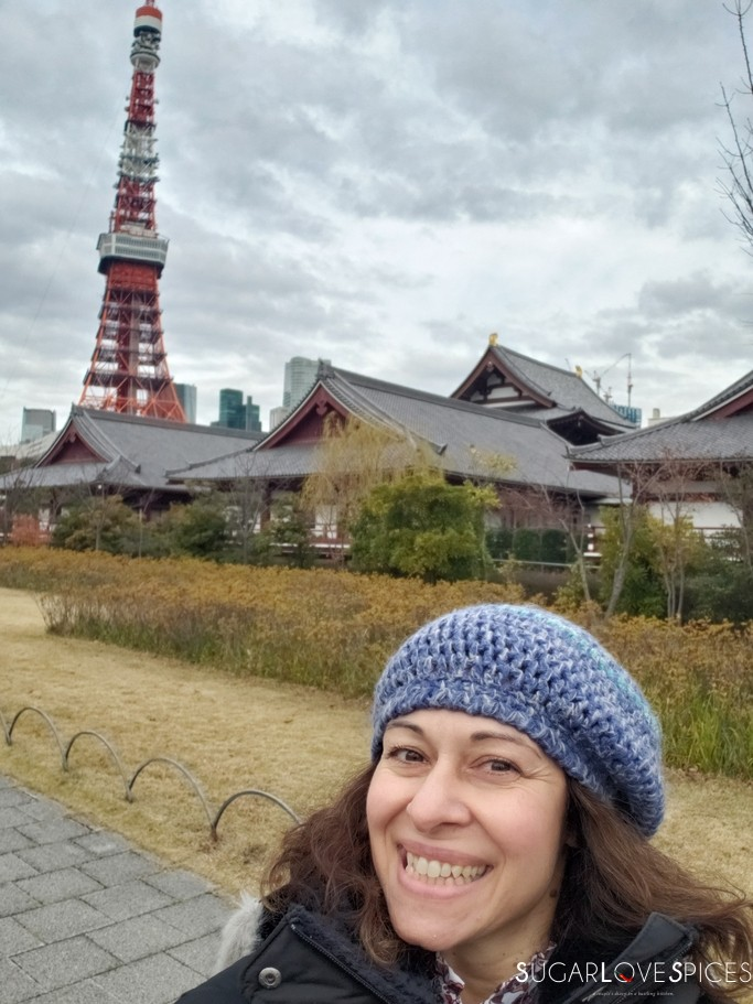 Nicoletta goes to Japan