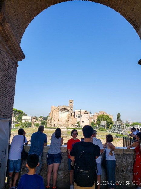 When in Rome, Roma Antica Tour-Colosseum