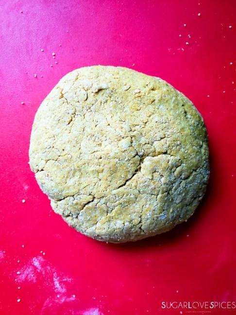 Jamaican Beef Patties-dough