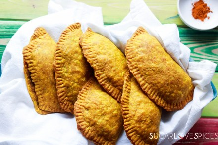 Jamaican Beef Patties-feature-patties in basket