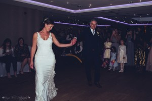 first dance, bride and groom, modershall oaks spa, wedding photography