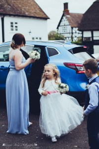 bridesmaid, flower girl, the hundred house, page boy